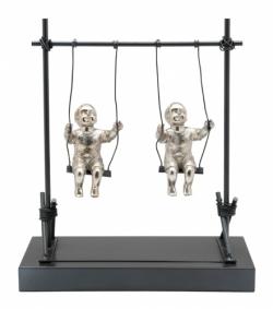 LLA Swinging Child